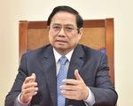 Thủ tướng Phạm Minh Chính đề nghị Áo chuyển nhượng vắc xin còn dư