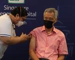 Thủ tướng Singapore tiêm liều vắc xin COVID-19 tăng cường