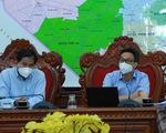 Thứ trưởng Bộ Y tế đề nghị Cần Thơ mạnh dạn nới lỏng các xã, ấp