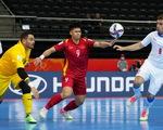 Xếp hạng bảng D Futsal World Cup: Brazil vượt trội, Việt Nam bằng điểm CH Czech