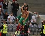 Ronaldo lập kỷ lục ghi bàn mới, Bồ Đào Nha