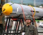 Hàn Quốc phát triển tên lửa đạn đạo mang đầu đạn 3 tấn răn đe Triều Tiên
