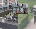 Xả súng tại trường đại học Nga, 8 người thiệt mạng