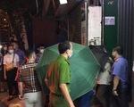 Khám xét nhà ông Phùng Anh Lê, nguyên trưởng Phòng cảnh sát kinh tế Công an Hà Nội