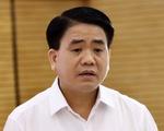 Ông Nguyễn Đức Chung bị truy tố vì can thiệp giúp Nhật Cường trúng thầu