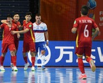 Ấn tượng Futsal Việt Nam: