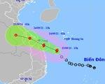 Áp thấp nhiệt đới mạnh lên thành bão số 6, đảo Lý Sơn có gió giật cấp 8