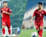 HLV Park Hang Seo thêm Xuân Mạnh, Thanh Thịnh vào tuyển Việt Nam