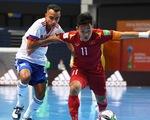 Futsal Việt Nam đã