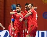 Nga - Argentina, Bồ Đào Nha - Tây Ban Nha gặp nhau ở tứ kết Futsal World Cup 2021