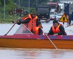 Mưa lũ tại Nghệ An làm 1 người chết, ngập gần 700 nhà dân