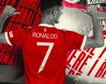 Ronaldo mặc áo số 7 ở Man Utd, Cavani đổi sang số 21