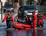 Hàng chục người thiệt mạng vì mưa lũ sau bão Ida ở Mỹ