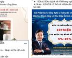 Shark Tank Việt Nam bị lấy ảnh quảng cáo cho trò đầu tư lãi khủng