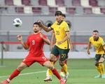 Úc thắng dễ Trung Quốc 3-0  tại vòng loại thứ 3 World Cup 2022