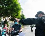 39 chốt phân vùng phòng dịch sau 6-9 tại Hà Nội được