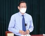 TP.HCM lập Ban chỉ đạo xây dựng kế hoạch phòng, chống COVID-19 và phục hồi kinh tế