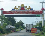 Sau 50 ngày, 8 huyện, thị tại Long An trở lại giãn cách theo chỉ thị 15 từ 7-9