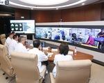 Robot 5G - trợ thủ đắc lực cho các bác sĩ ngoại khoa