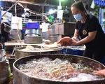 Những xe cá, rau, thịt... đầu tiên về lại chợ Bình Điền, TP.HCM