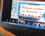 Học online: Làm gì khi con nói