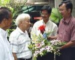 Mừng GS Đặng Đình Áng tròn 80 tuổi