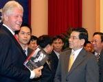 First News nhận danh hiệu 'Hàng Việt Nam chất lượng cao 2007'