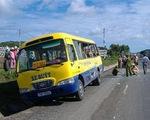 Phú Yên: xe tải tông xe buýt, 5 người chết