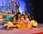 Sân khấu cho thiếu nhi  từ 3-6 tuổi
