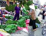 Lá dong chợ Ông Tạ