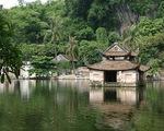 Khởi công xây dựng khu du lịch sinh thái Tuần Châu - Hà Tây