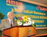 Hợp tác về khoa học vật liệu và nanô khu vực châu Á