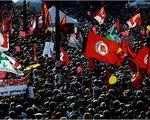 Ý: hàng vạn người xuống đường đòi tự do thông tin