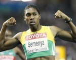 Semenya được giữ lại huy chương