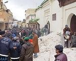 Morocco: Sập tháp giáo đường, ít nhất 40 người chết
