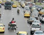 Xe cũ gây ô nhiễm đình công