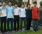 HCV Olympic toán quốc tế Nguyễn Ngọc Trung: Luôn tìm lối đi riêng