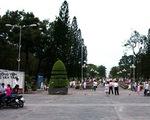 Bãi đậu xe ngầm công viên Lê Văn Tám: Phải dời hơn 300 cây xanh