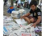 Giao báo kiếm tiền đi học