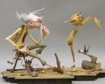 Người gỗ Pinocchio tái xuất với phiên bản 3D