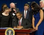Tổng thống Mỹ ra sắc lệnh mới về bản quyền công nghệ