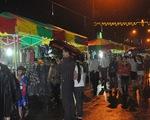 Khai trương chợ đêm sông Trà