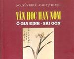 Văn học Hán Nôm ở Gia định - Sài Gòn