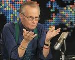 'Ông vua truyền hình' Larry King trở lại