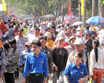 Hơn 200.000 người tham dự lễ hội Gò Tháp