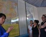 Trưng bày bản đồ cổ khẳng định chủ quyền của Việt Nam