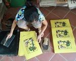 Nghề làm tranh Đông Hồ trở thành di sản văn hóa phi vật thể