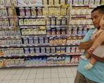 Trung Quốc lại phát hiện bê bối sữa bột trẻ em