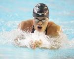Nguyễn Hữu Việt phá kỷ lục AIG ở 100m ếch