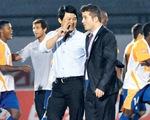 Vũ Tiến Thành trở lại với bóng đá